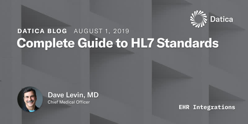 Complete Guide to HL7 Standards | Datica Blog