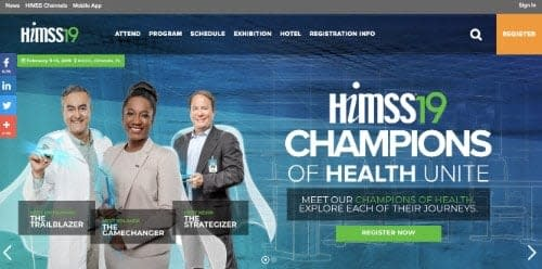 Top 52 Health IT Conferences to Attend in 2019 | Datica Blog