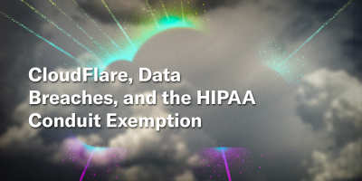 Image: CloudFlare, Data Breaches, and the HIPAA Conduit Exemption