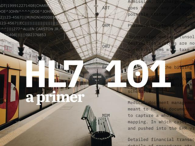 HL7 101 - A primer | Datica Academy