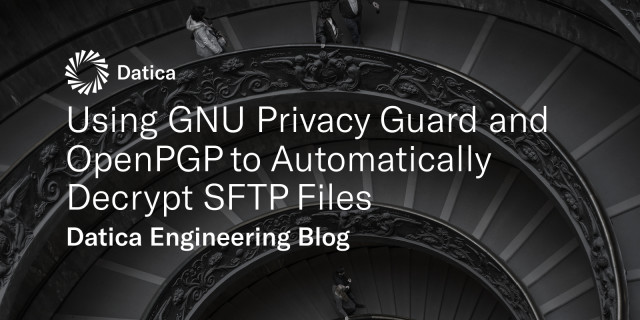 Using GNU Privacy Guard and OpenPGP to Automatically Decrypt