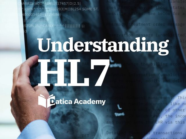 HL7 202 - The HL7 ACK (Acknowledgement message) | Datica Academy