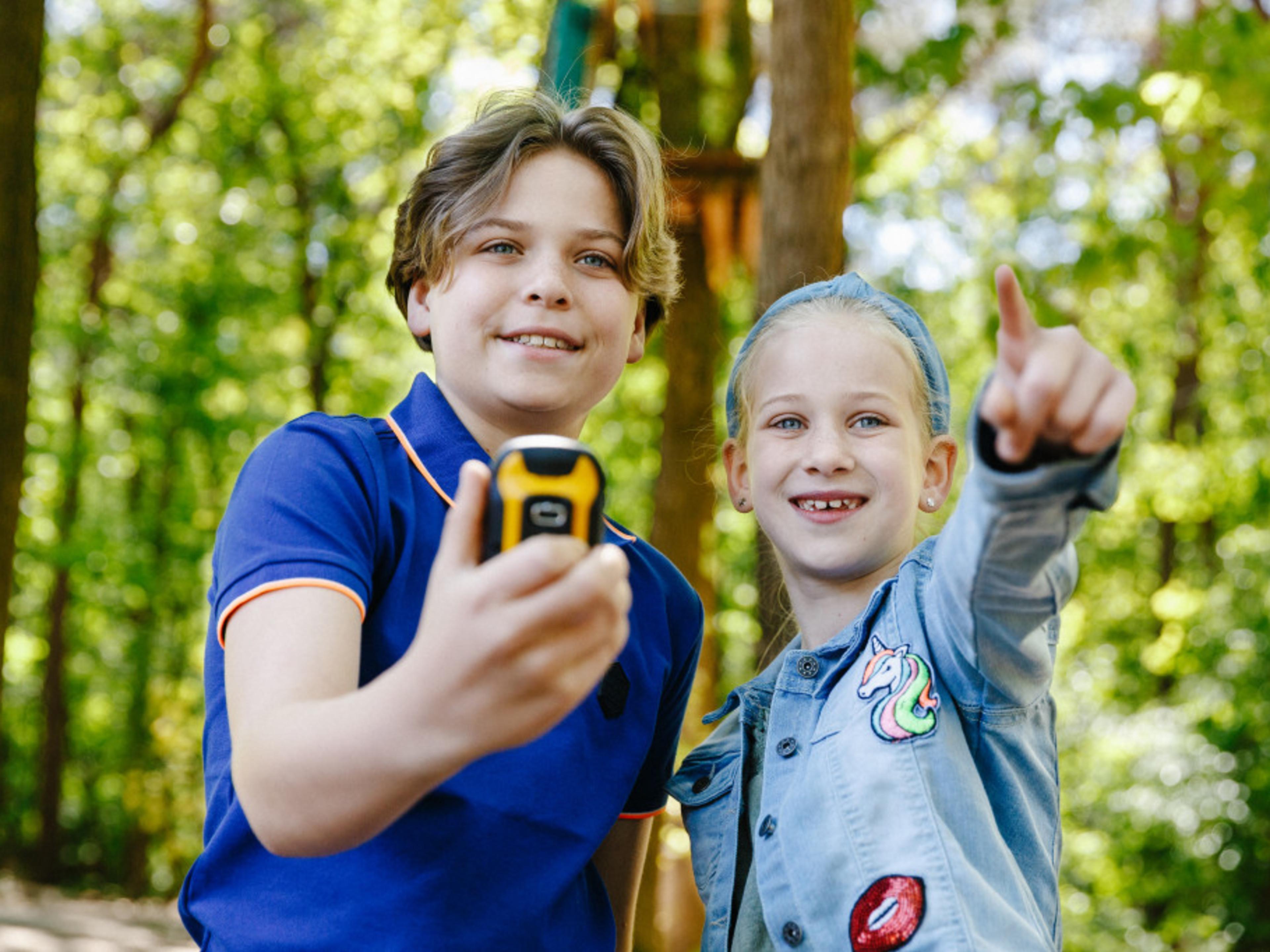 Klimrijk brabant kinderen bos gps