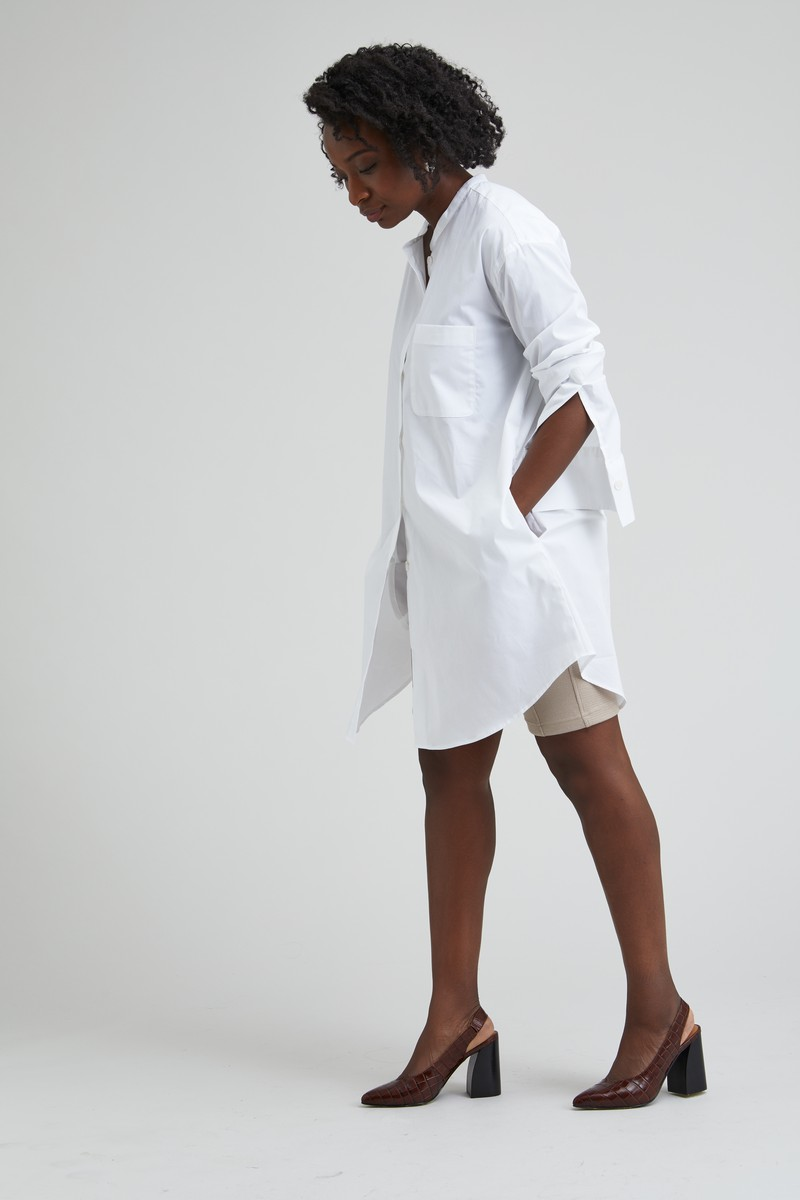 filippa k jersey blouse dress
