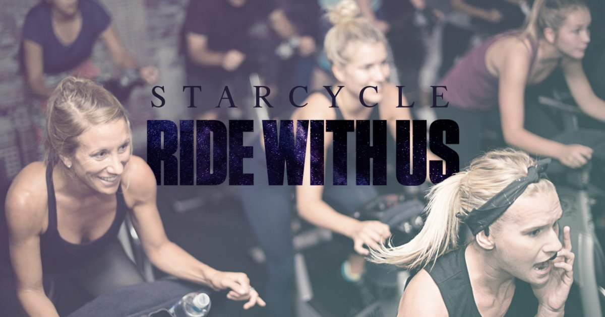 StarCycle - Indoor Cycling Studios   StarCycle Indoor Cycling