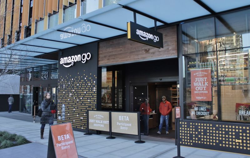 Amazon Go and the future of retail