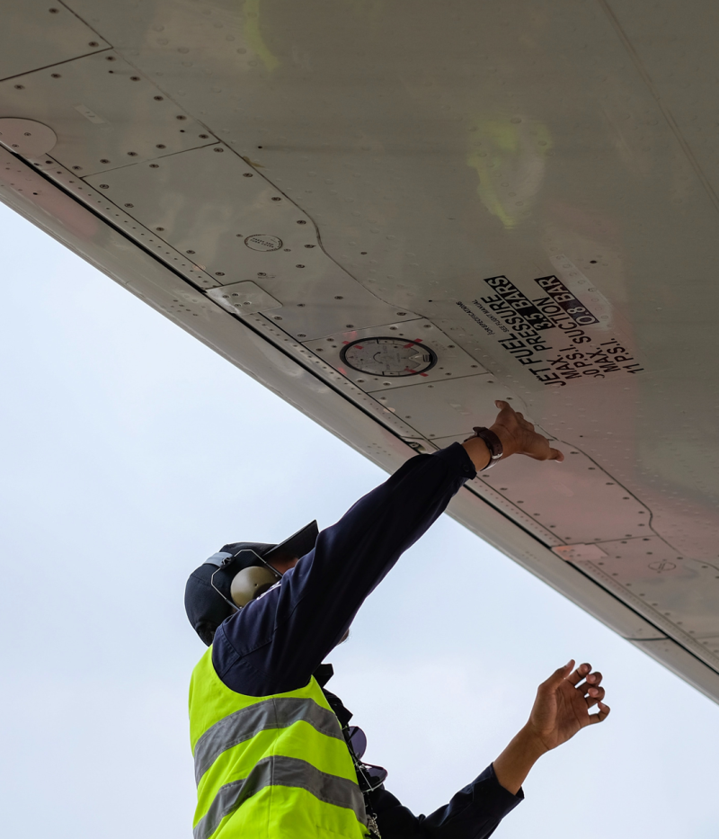 Fuelling the future: how we helped Air bp build award-winning ground crew experiences