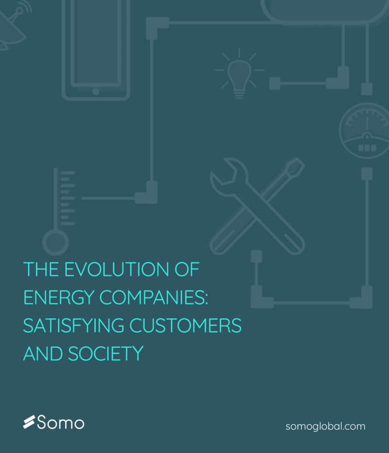 The evolution of energy companies: satisfying customers and society