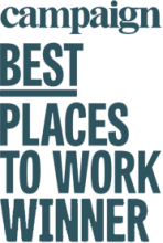 Campaign - Best Places to Work Winner