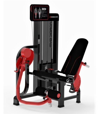 100FLR – Benspark, leg extension, bensträck – Nordic Gym