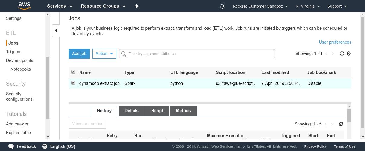 Analytics on DynamoDB: Comparing Athena, Spark and Elastic | Rockset