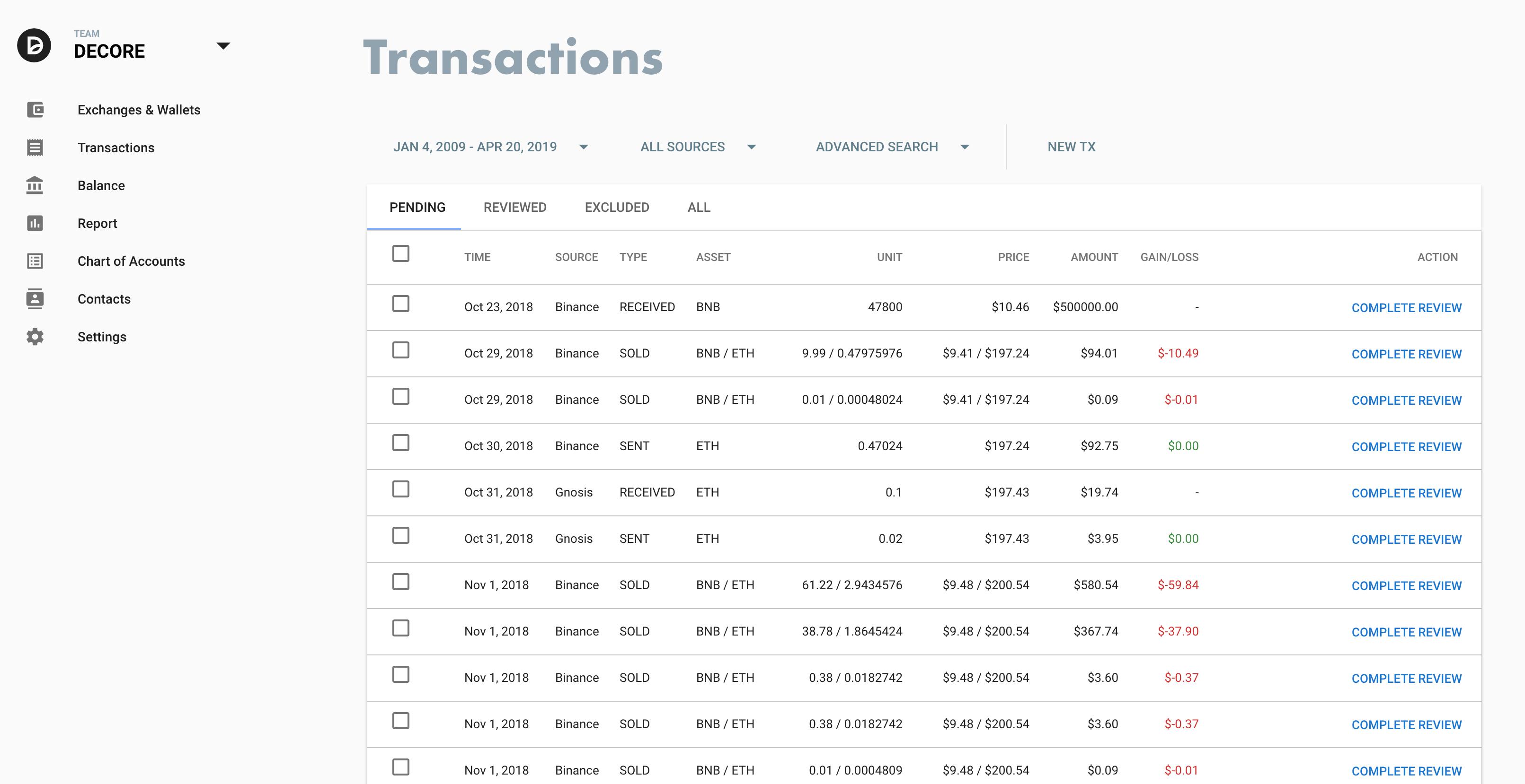 decore-transactions