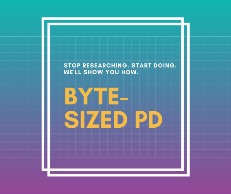 Byte-Sized PD