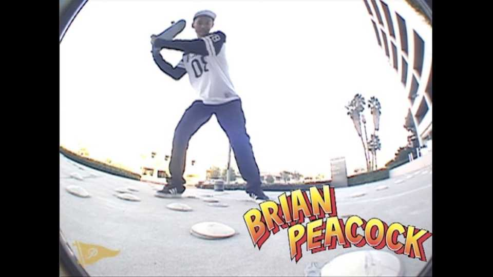 Brian Peacock is Pro