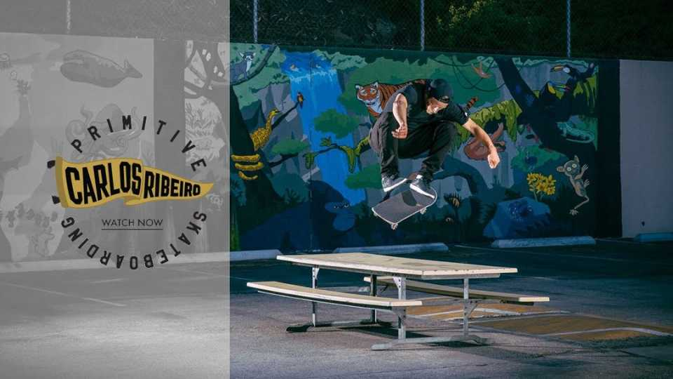 Carlos Ribeiro VIdeo Part