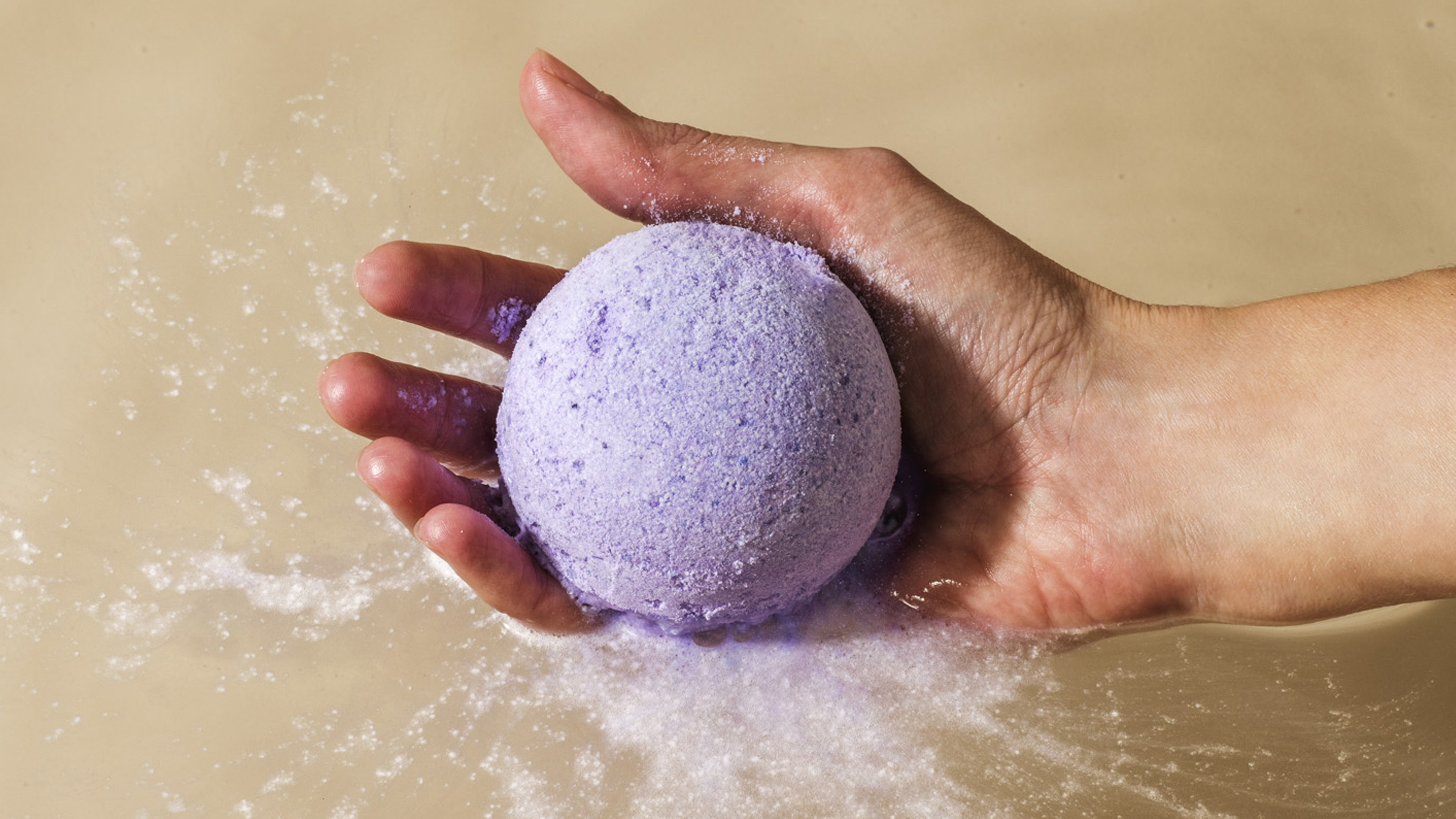 How To Make Your Own CBD Bath Bomb