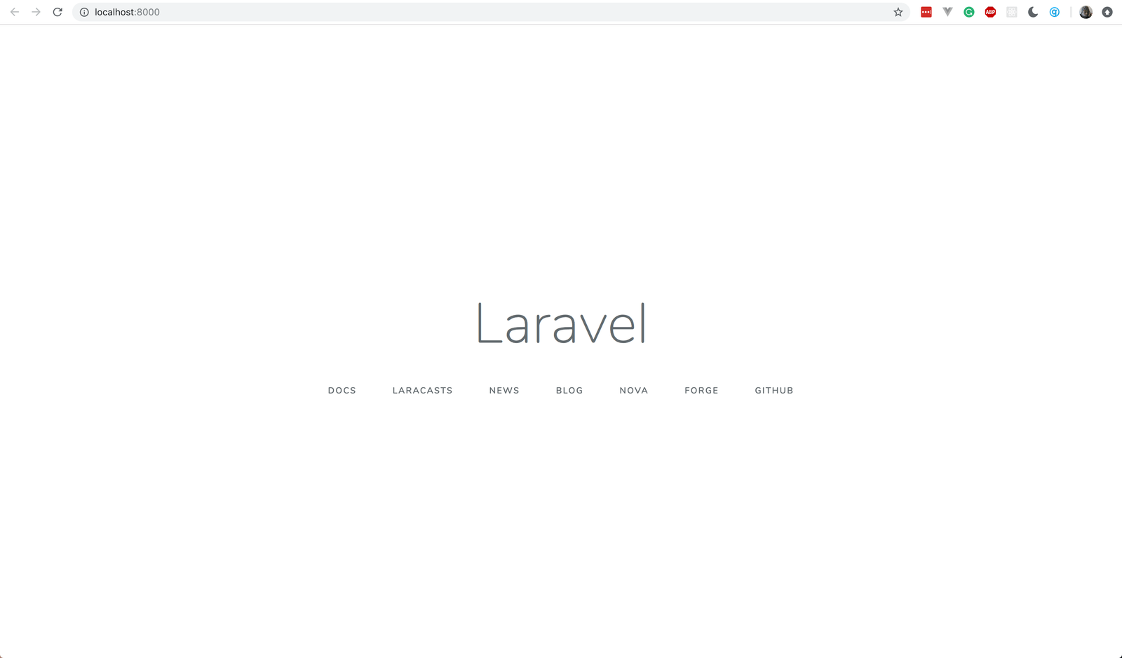 Creating a Laravel logger - Part 1: Getting started