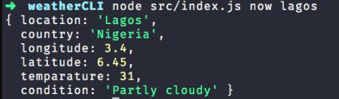 UNDERSTANDING NODE JS BY BUILDING COMMAND LINE APPS