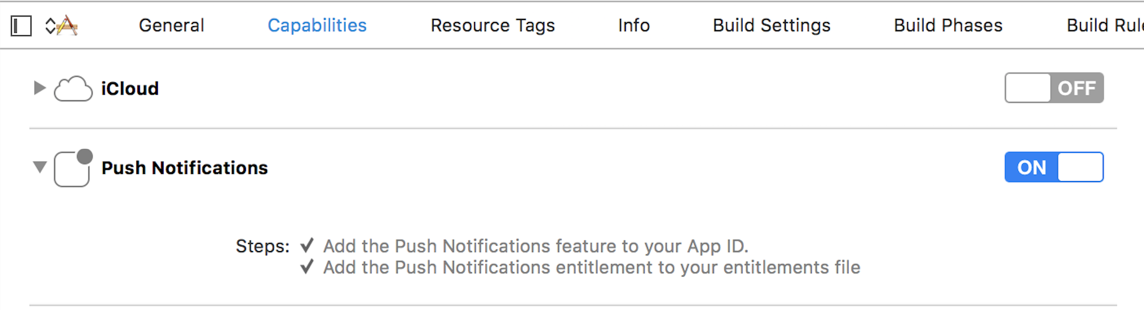 Build a ride sharing iOS app with push notifications