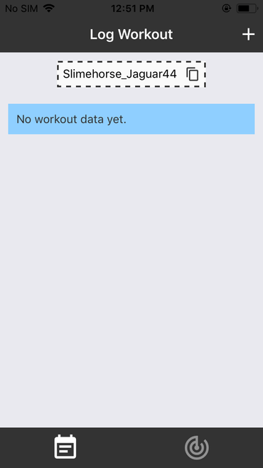 Create a live workout tracking app with React Native