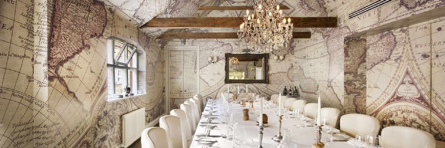 Hire One Of The Most Unusual Private Dining Rooms In London HeadBox