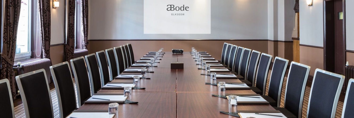 Top image for editorial meeting room hire glasgow