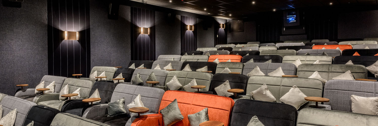 London screening room, everyman cinema