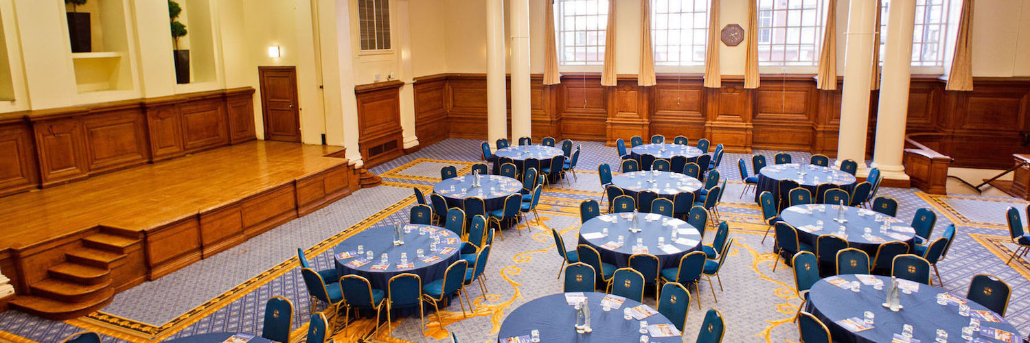 Image 1 for conference hall hire in London