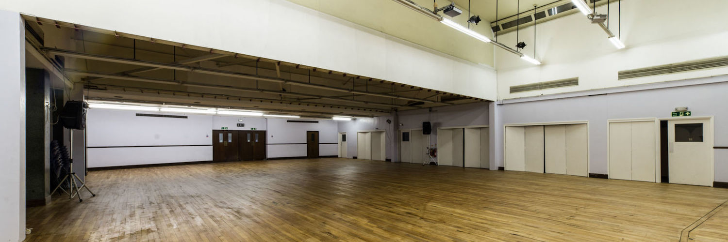 Image 1 for cheap hall hire in east london