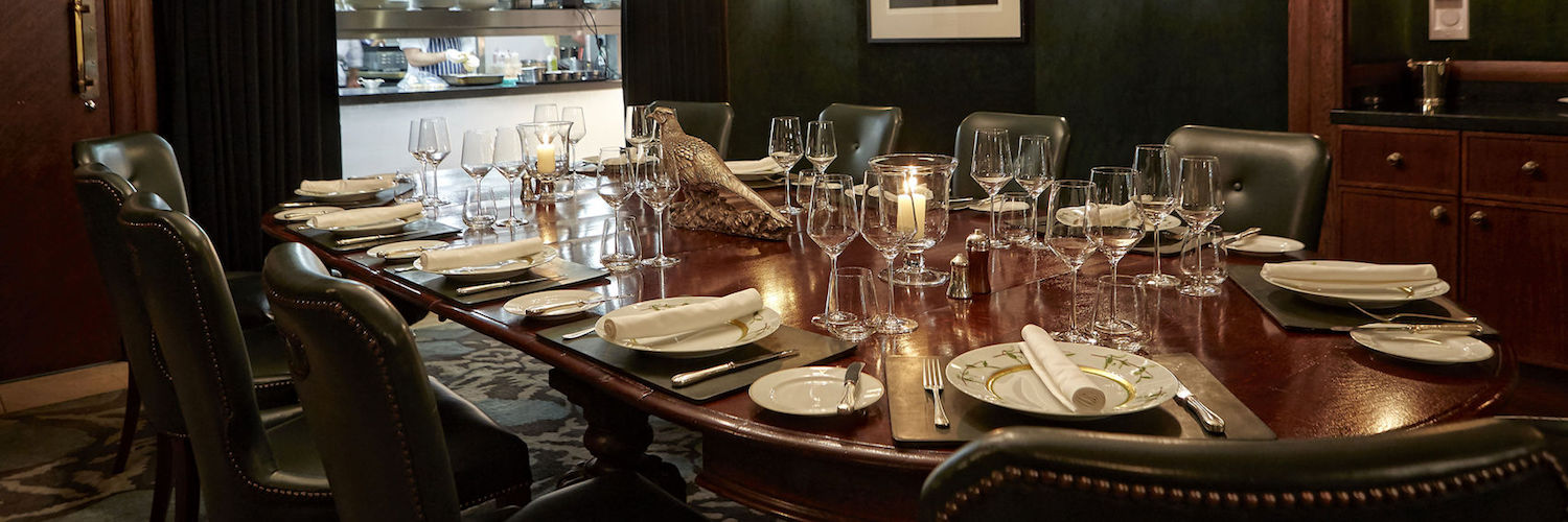 Find private dining in mayfair london headbox for Best private dining rooms mayfair