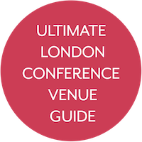 Ultimate london conference guide sticker