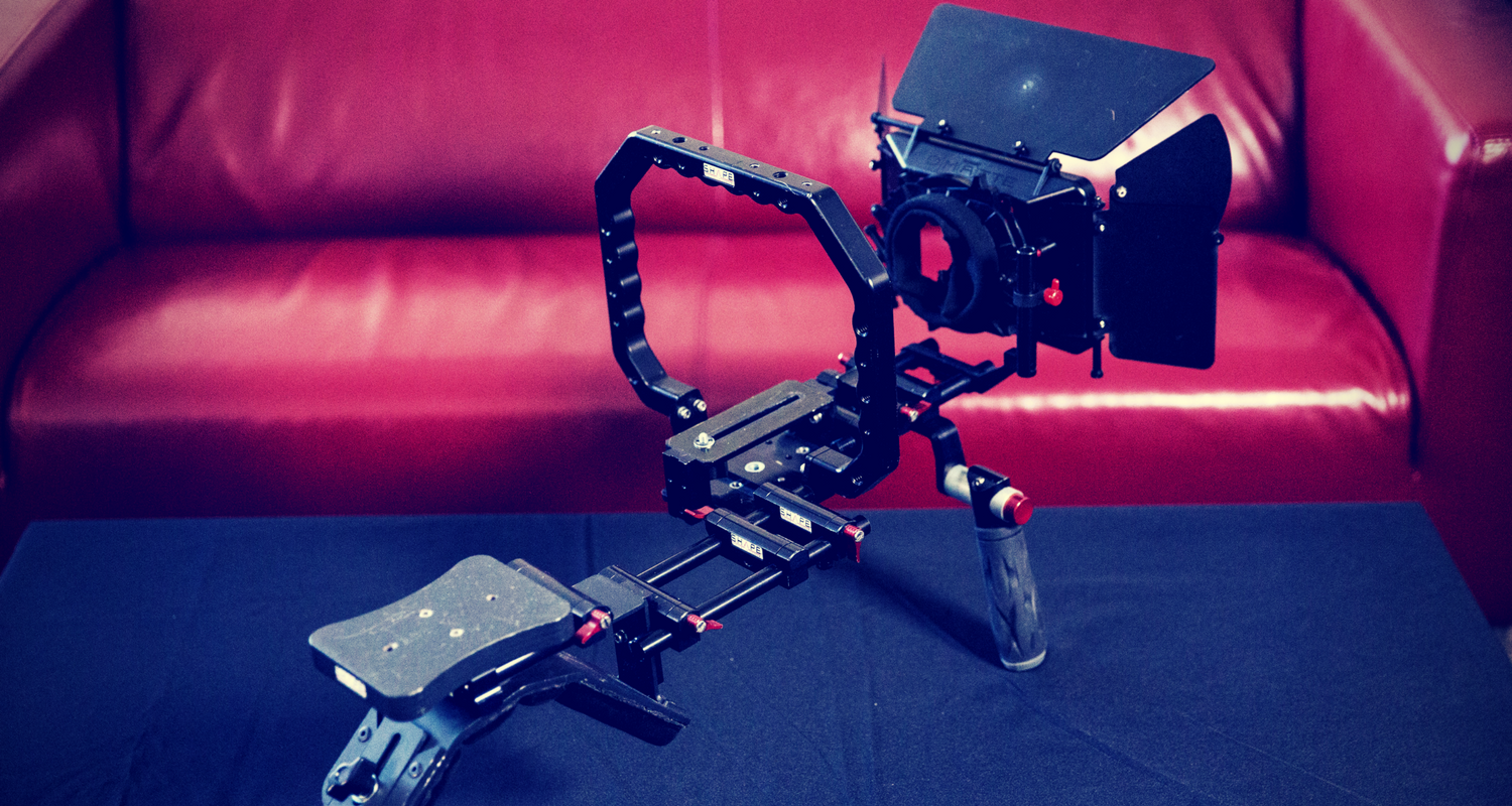 Shape DSLR Composite Fiction Shoulder Rig