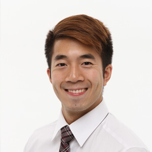 Photo of doctor daniel wong