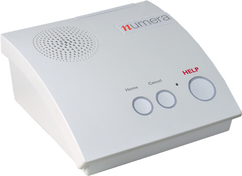 Numera home saftey hub device