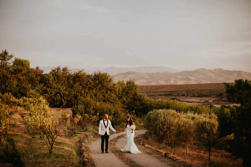 When is the best time of the year to get married in Morocco?