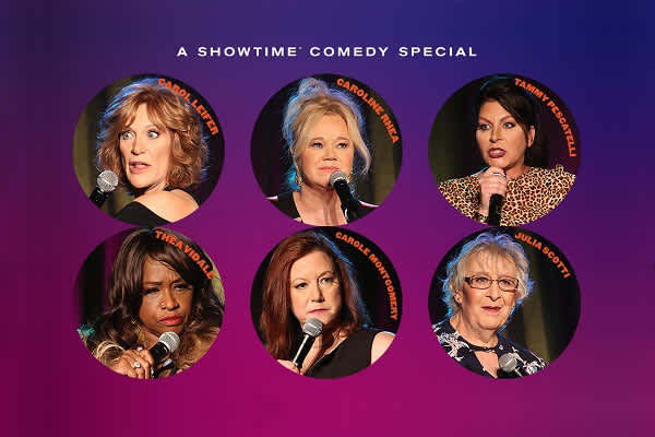 More Women of a Certain Age: Funny Women Returns to Showtime®