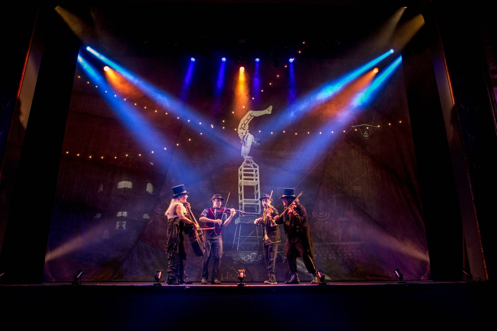 Circus: Wandering City - Ensembles, Touring Productions and Events