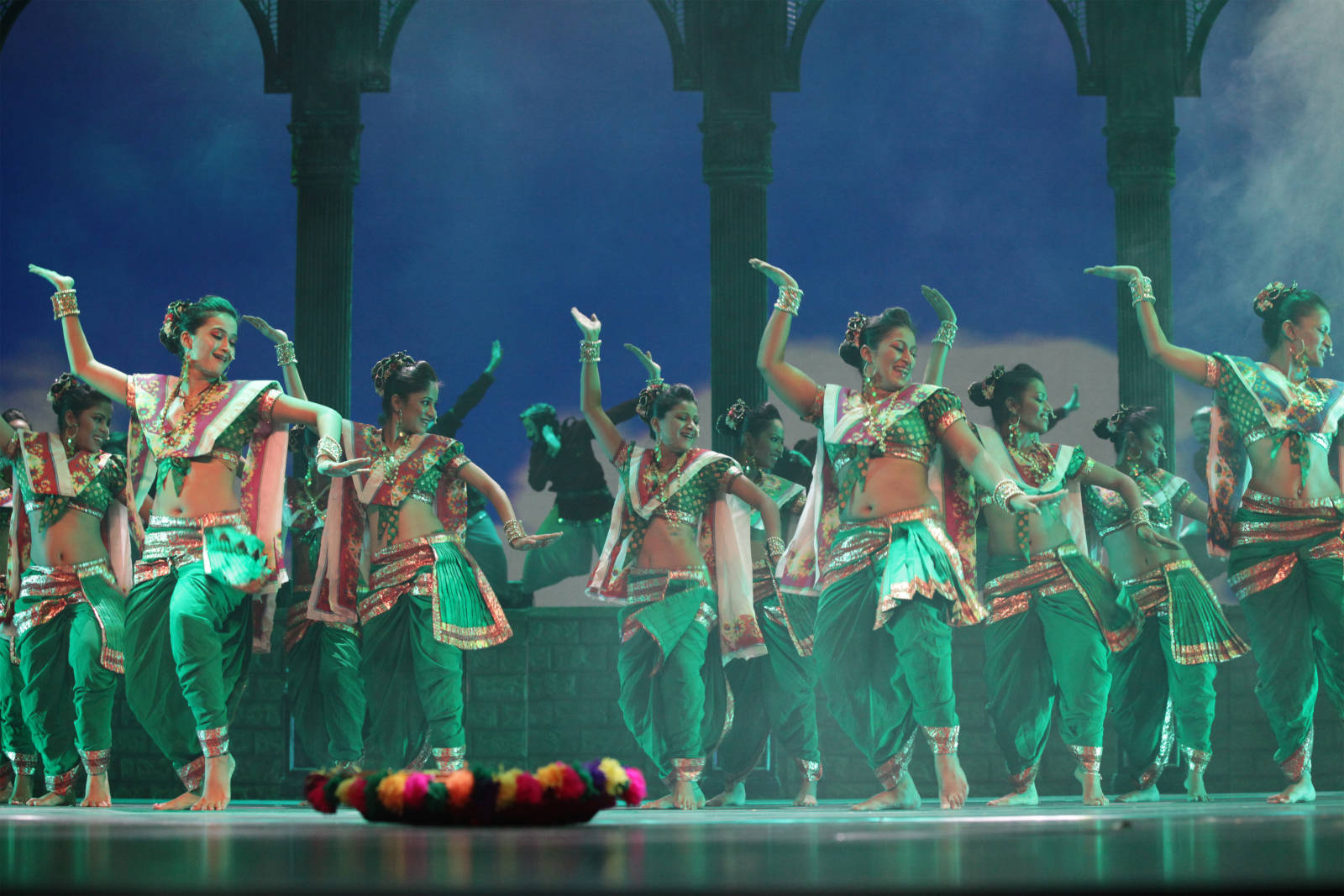 Taj Express: The Bollywood Musical Revue - Touring Productions and Events