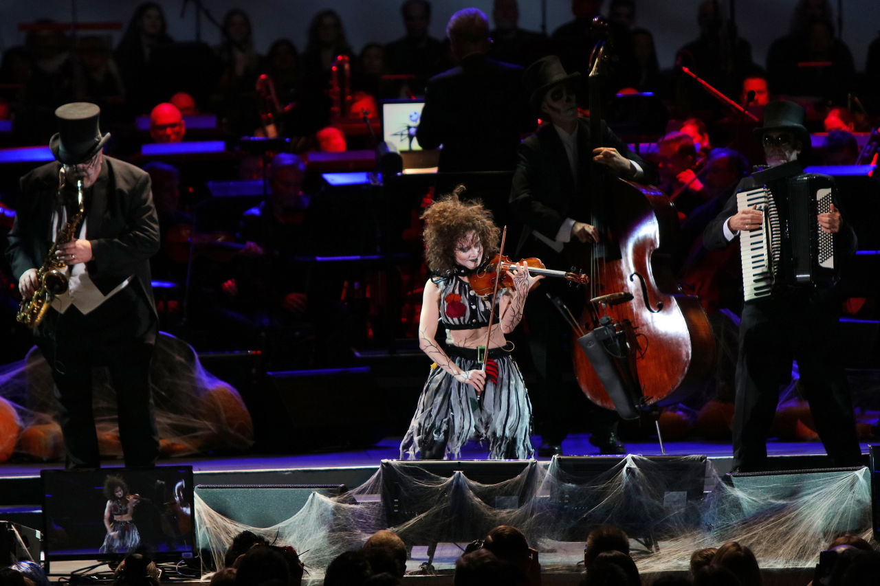 Sandy Cameron | Tim Burton's The Nightmare Before Christmas In Concert Live to Film