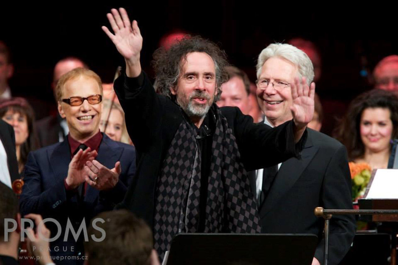 Danny Elfman's Music from the Films of Tim Burton | Prague Proms: Danny Elfman, Tim Burton & John Mauceri