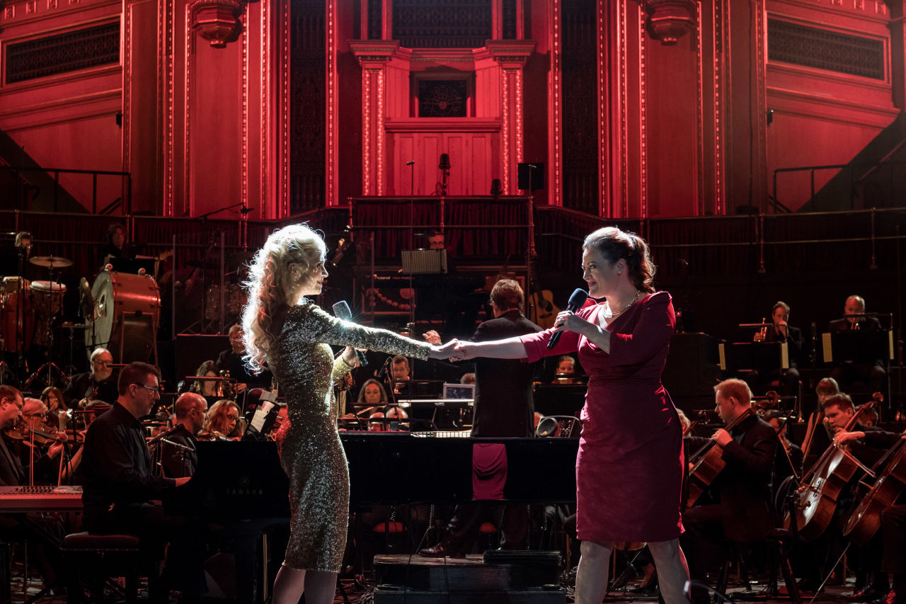 Disney's Broadway Hits | Featuring Stars Live in Concert: Scarlett Strallen and Ashley Brown, Photo Credit: Manuel Harlan