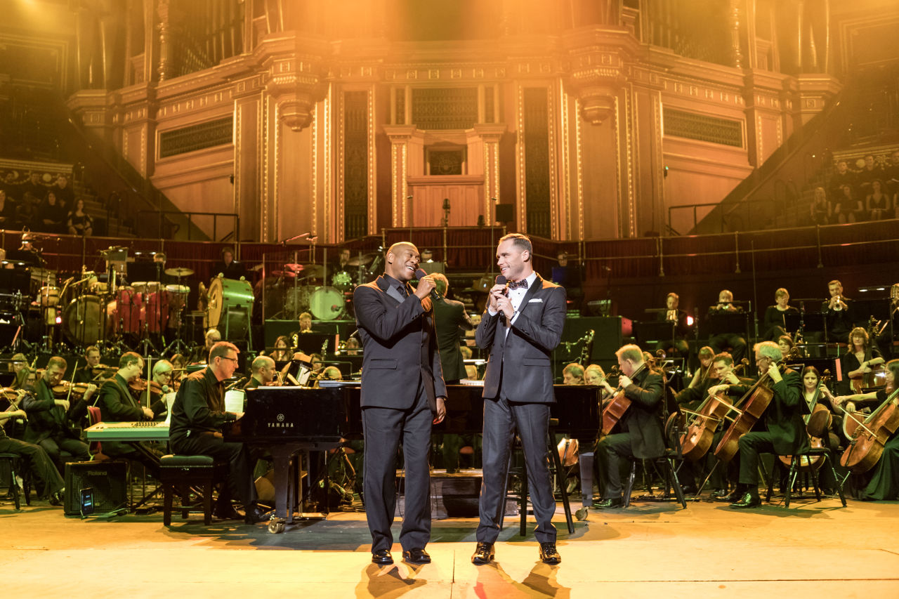 Disney's Broadway Hits | Featuring Stars Live in Concert: Alton Fitzgerald White and Josh Strickland, Photo Credit: Manuel Harlan