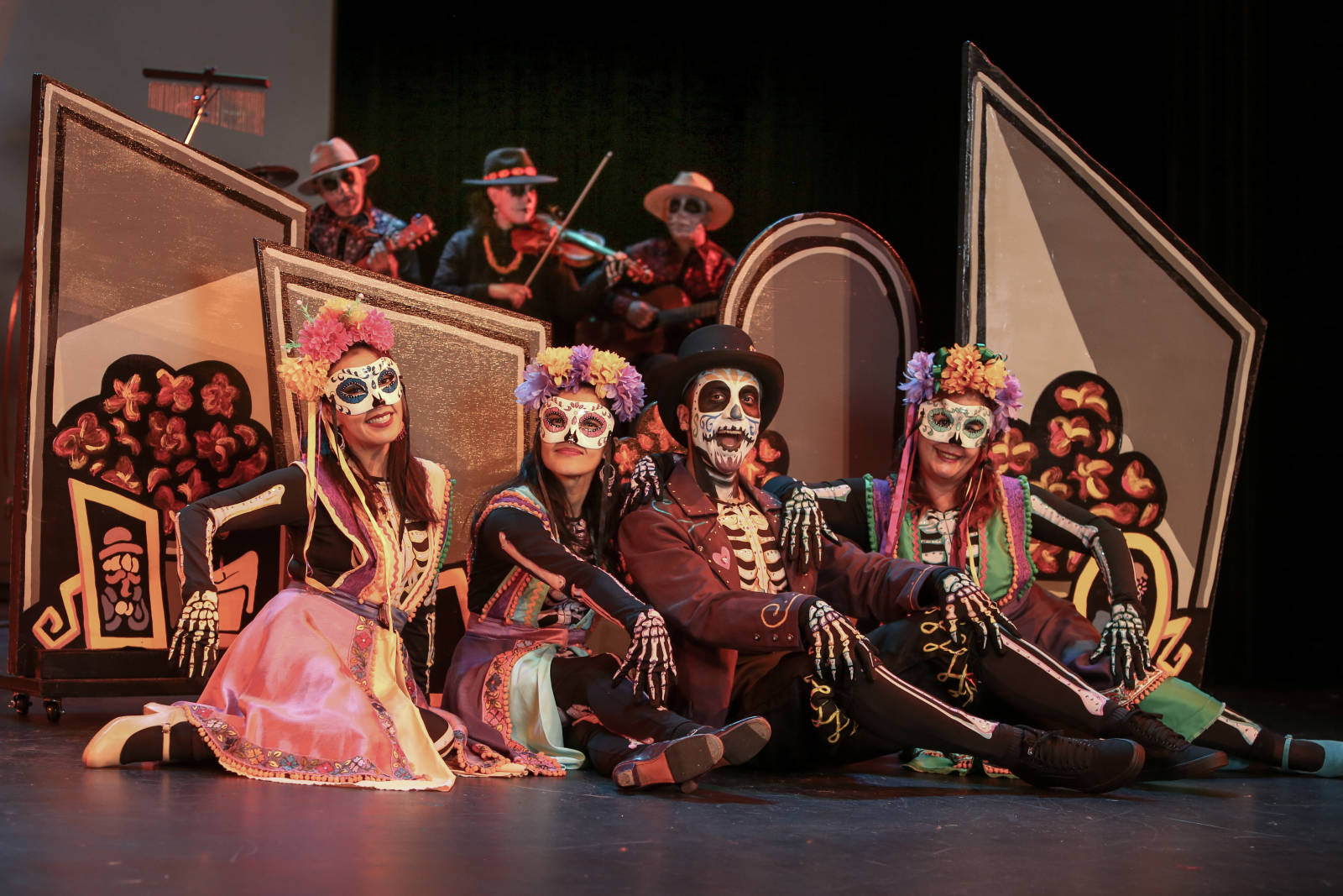 SUGAR SKULL! A Dia de Los Muertos Musical Adventure - Touring Productions and Events