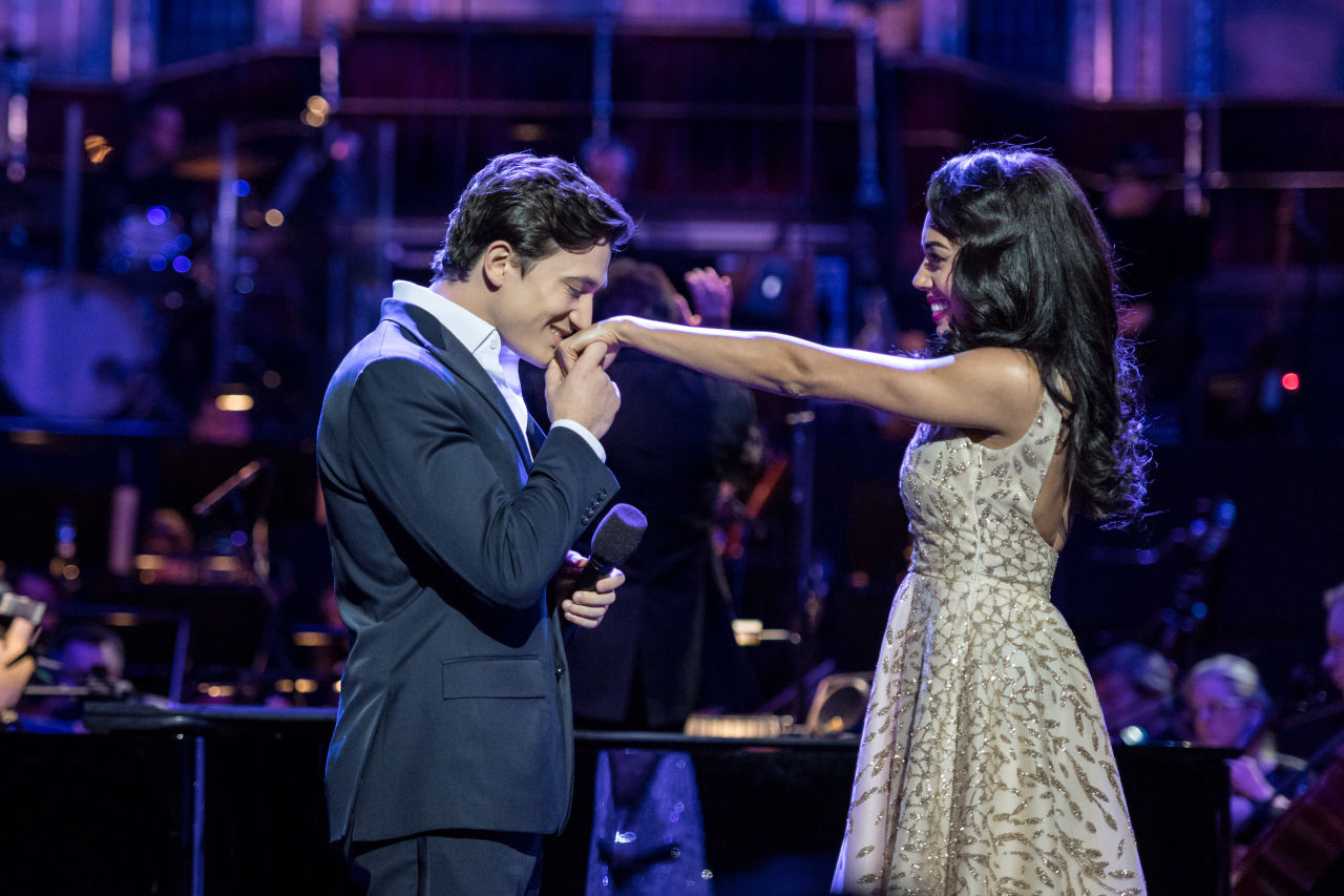Disney's Broadway Hits | Featuring Stars Live in Concert: Dean John-WIlson and Jade Ewen, Photo Credit: Manuel Harlan