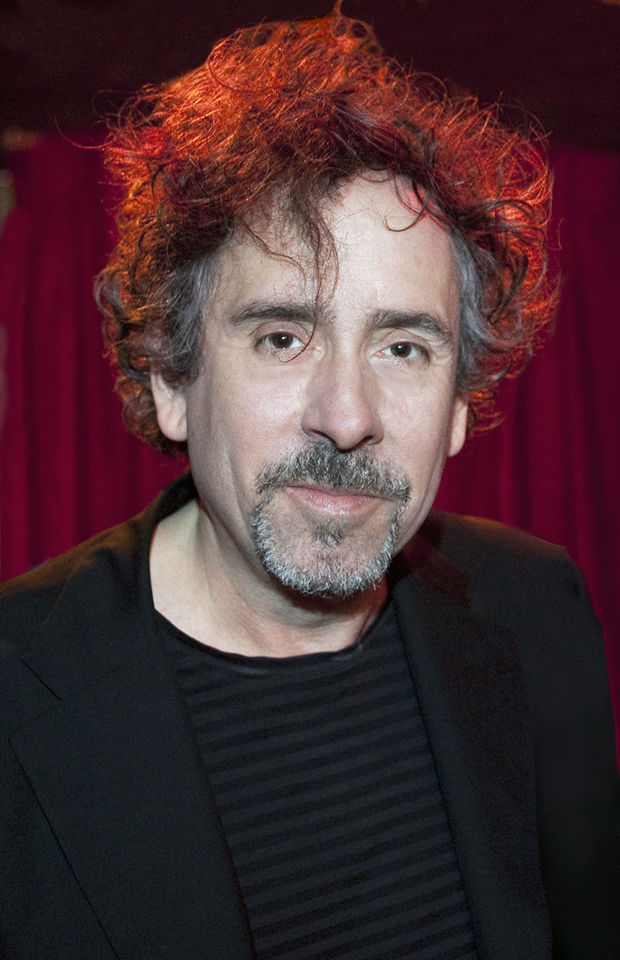 Tim Burton | Photo Credit: Leah Gallo