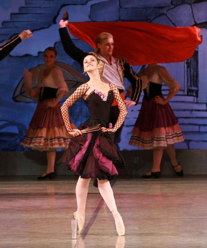 Russian National Ballet | Don Quixote