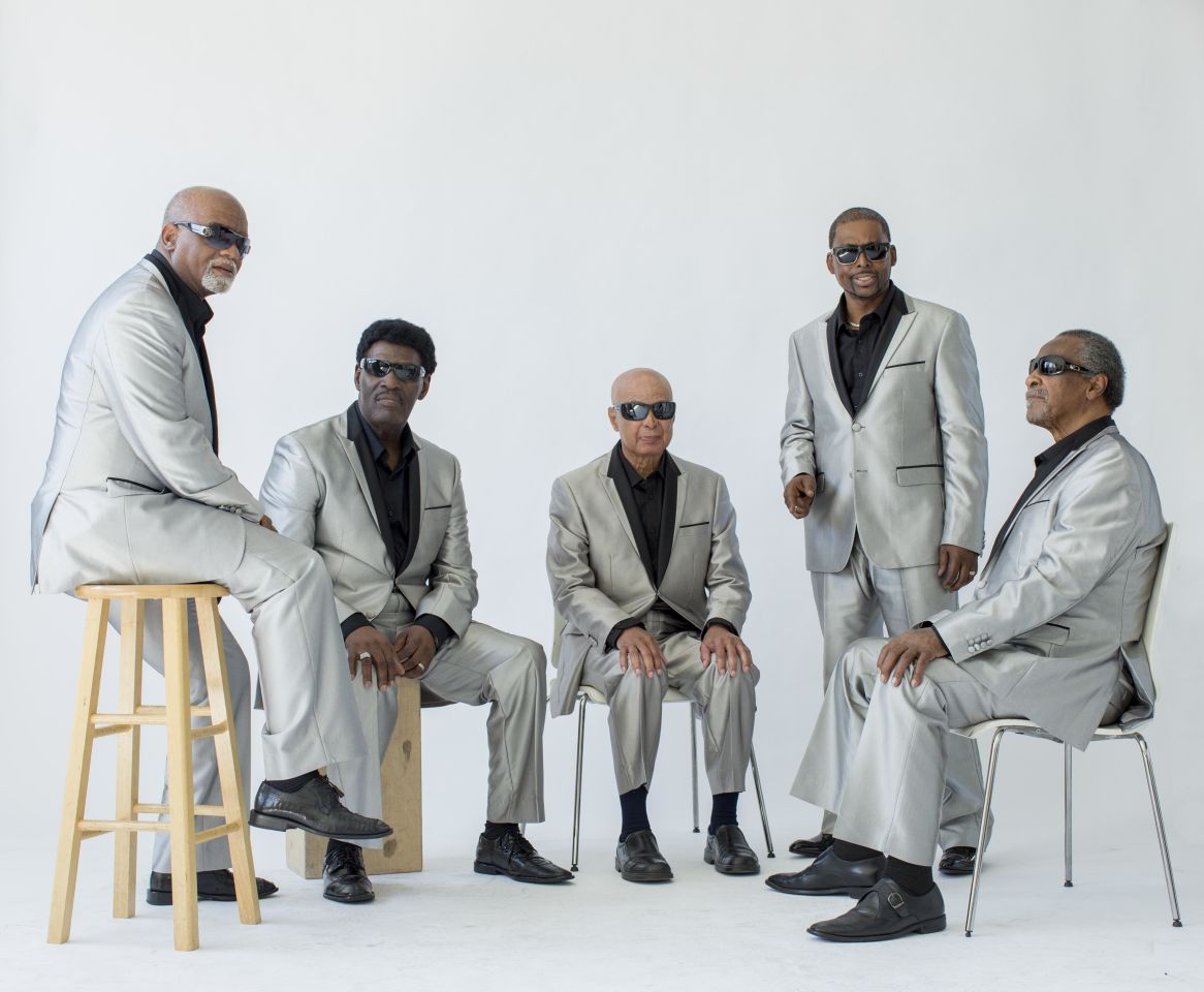 The Blind Boys of Alabama | Photo Credit: Cameron Wittig