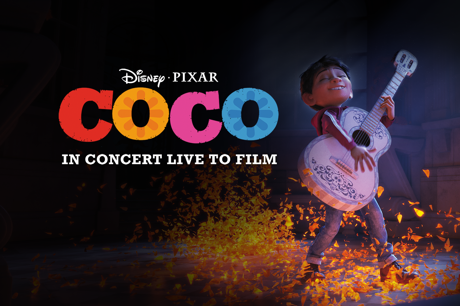 Disney in Concert: Coco - Live-To-Picture Concert Events