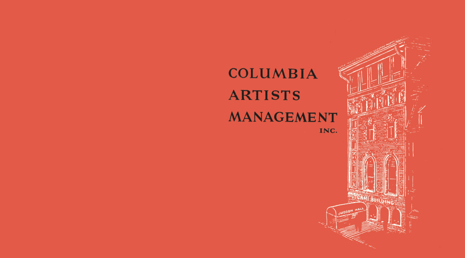 About Columbia Artists