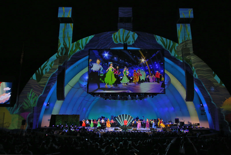 Disney in Concert: The Little Mermaid | Hollywood Bowl 2019, Photo Credit: Randall Michaelson